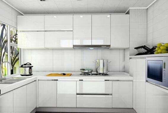 小户型厨房装修收纳技巧,三分钟打造宽敞有条不紊的厨房空间