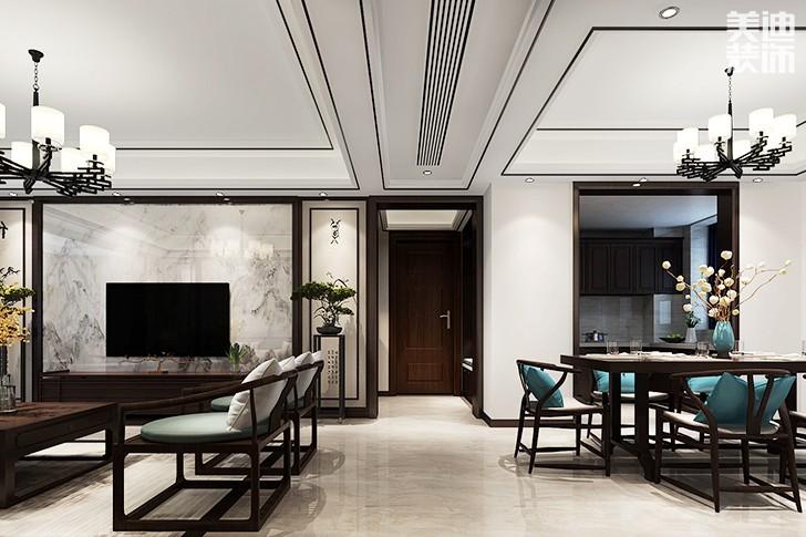 娄底室内设计师冯建伟的个人简介及个人作品_美迪装饰图片