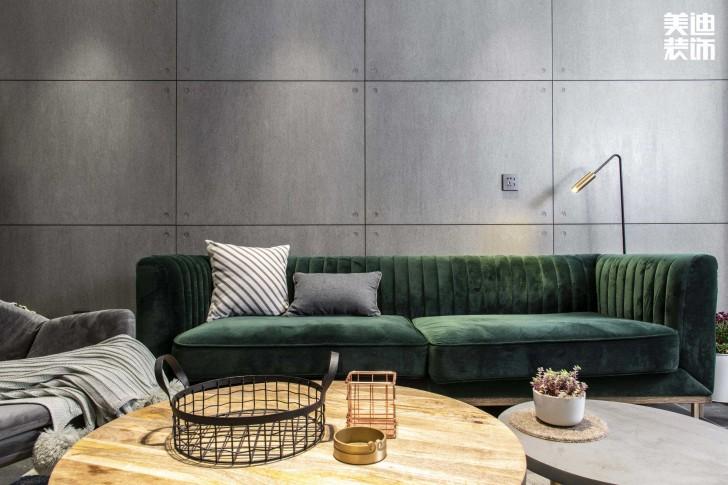 北大资源理想家园88平米北欧风格实拍亚博体育app官方下载苹果--客厅