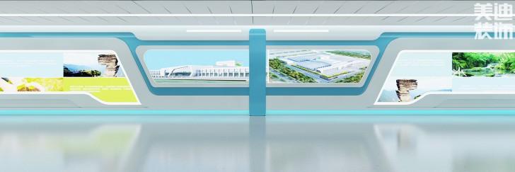 贵州御诺乳业公司8500平米办公楼亚博体育app下载安装效果图