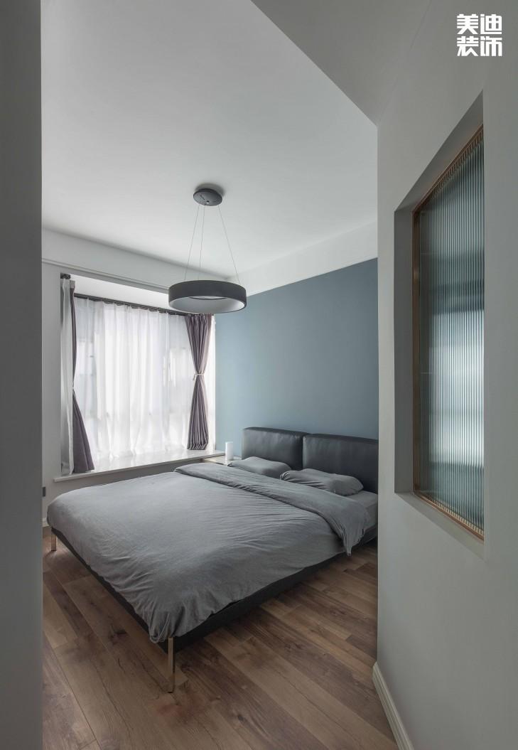 中建信和城112平方米工业风格亚博体育app官方下载苹果效果图--卧室