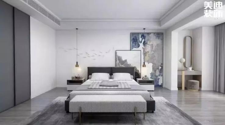 卧室装修注意这些细节,幸福指数秒速提升!