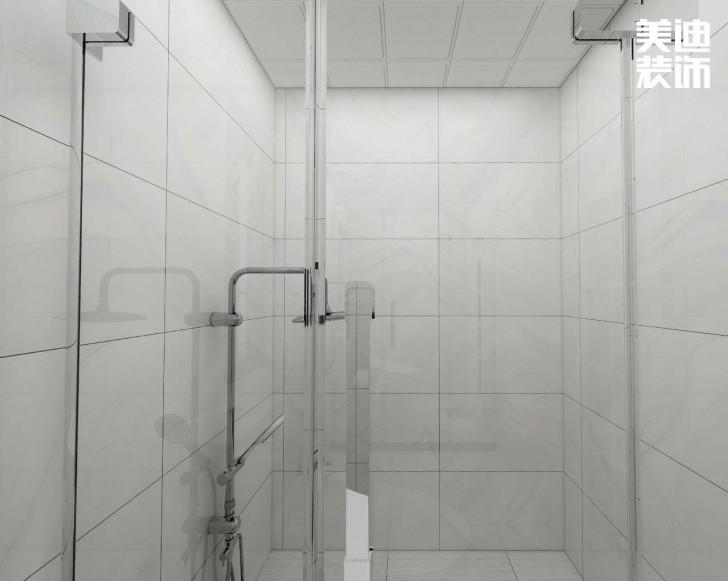 阳光尚东湾90平方米日式风格亚博体育app官方下载苹果效果图--卫生间