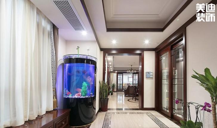 湘江豪庭300平方米新中式风格亚博体育app官方下载苹果实拍图--其他