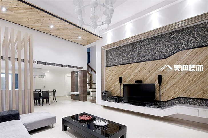 藏珑中式装修案例-客厅