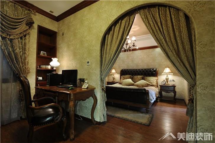 梅溪湖装修案例-卧室