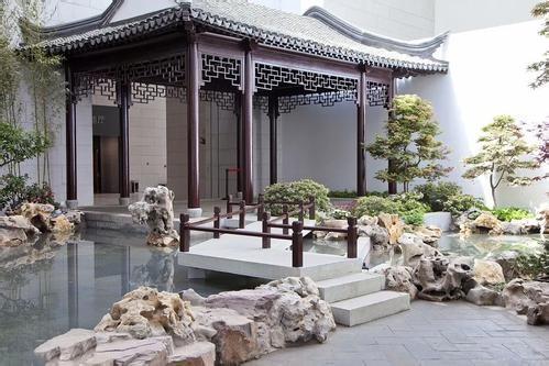 中式庭院添加这几大设计元素,感悟心境平和的魅力图片