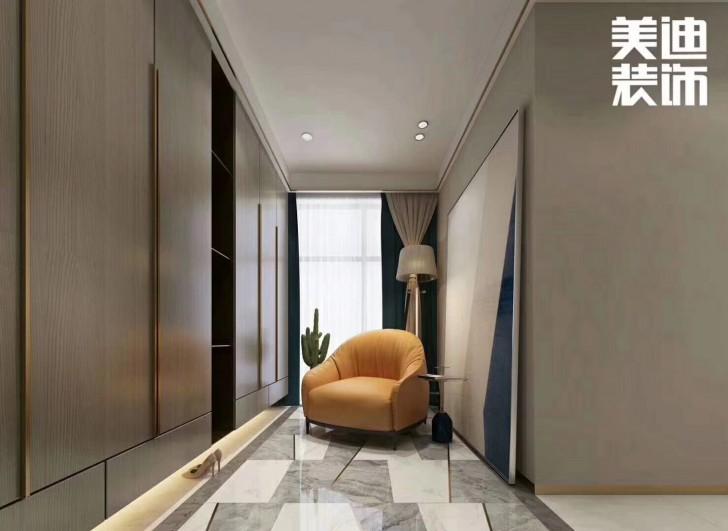 清溪川188平米现代轻奢风格装修案例效果图--其他