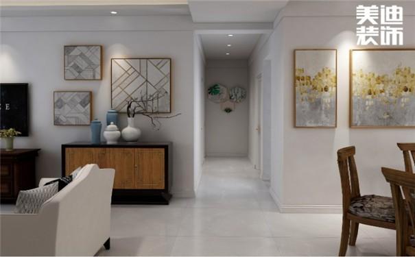 选择客厅装饰画,题材很重要,但尺寸也很关键
