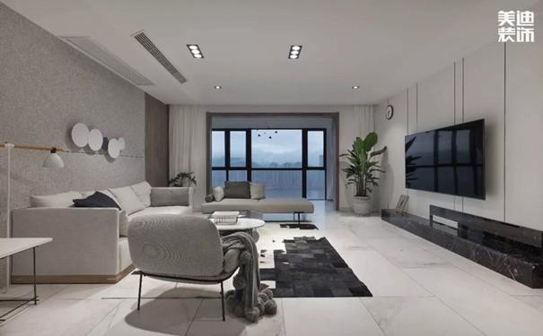 如何让客厅色彩搭配的更美观?这三种方法给你参考建议