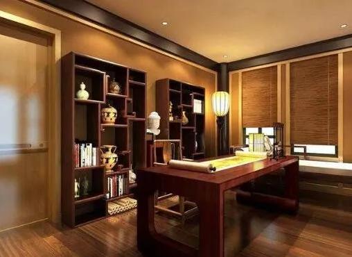 家居中式装修把宫灯放在哪里?